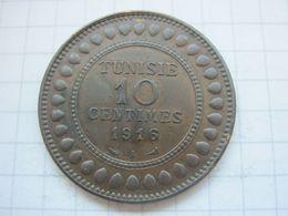 Tunisia , 10 Centimes 1916 - Tunisia