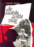 De Laatste Witte Vlag Boek Met Foto's 310 Blz - Knokke