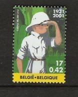 "Zegel 3048 ""kuifje In Afrika"" ** Postfris - Unused Stamps"