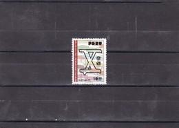Peru Nº 625 - Perù