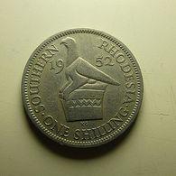 Southern Rhodesia 1 Shilling 1952 - Rhodésie