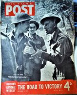 Rare Revue Picture Post Septembre 1944 Bataille De Normandie - 1939-45