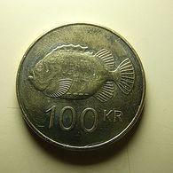 Iceland 100 Kronur 2011 - Islande