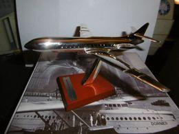 Modèle Réduit Avion Caravelle Atlas Silver Classic Neuf - Aviones & Helicópteros