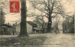 HAUTS DE SEINE   SEVRES  Maison Forestiere De Gallardon Et La Rue De La Garenne - Sevres