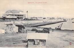 AFRIQUE NOIRE - DJIBOUTI : Vue Générale Du Port - CPA - Black Africa - Djibouti