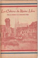 Rare Cahier Du Maine Libre N°3 Novembre 1944 - 1939-45