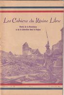 Rare Cahier Du Maine Libre N°5 Janvier  1945 - 1939-45