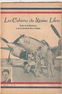 Rare Cahier Du Maine Libre N°6 Février  1945 - 1939-45