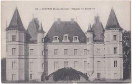 79. AIRVAULT. Château De Soulièvre. 40 - Airvault