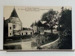 61 -  LE PERCHE PITTORESQUE - ENVIRONS DE BELLEME - LA CHAPELLE SOUËF - CHATEAU DES FEUGERETS - Frankreich