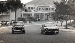 V648Pt  Photo Angola Luanda Course Automobile Tacot Austin Et Triumph Années 50/60 - Angola