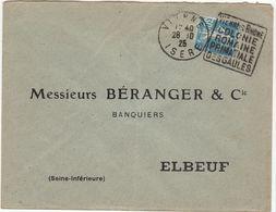 ESC Daguin Vienne 1925 - 1921-1960: Modern Period