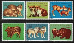 ROMANIA  Scott # 2315-20 VF USED (Stamp Scan # 682) - 1948-.... Republiken