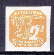 Boheme Et Moravie 1943 Mi 117 (Yv TPJ 11), (MNH)** - Bohemia & Moravia