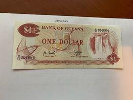 Guyana 1 Dollar Uncirc. Banknote 1992 - Guyana