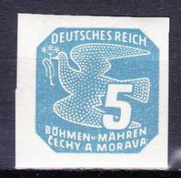 Boheme Et Moravie 1943 Mi 118 (Yv TPJ 12), (MNH)** - Bohemia & Moravia