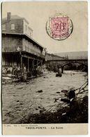 Trois-Ponts, La Salm. Circulé Vers Charleroi Le 22/07/1952 - Trois-Ponts