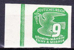 Boheme Et Moravie 1943 Mi 120 (Yv TPJ 14), (MNH)** Bdf - Bohemia & Moravia