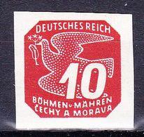 Boheme Et Moravie 1943 Mi 121 (Yv TPJ 15), (MNH)** - Bohemia & Moravia
