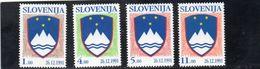 SLOVENIE 1991 ** - Slovénie