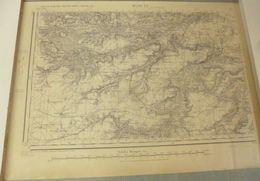 Carte I.G.N. : ETAMPES / DOURDAN - 1/50 000ème - 1902/44. - Mapas Topográficas