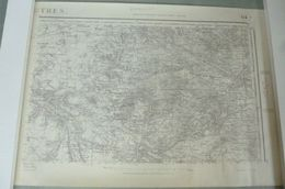 Carte I.G.N. : RAMBOUILLET - 1/50 000ème - 1936/44. - Mapas Topográficas