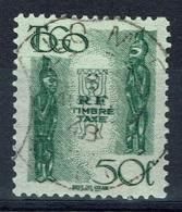 French Togo, 50c., Postage Due, 1947, VFU, Nice Postmark - Togo (1914-1960)
