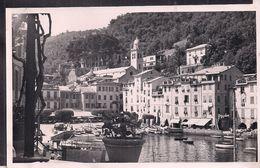 Italia - Genova - Portofino - Circa 1950 - Fotografia - 10,5 Cm X 7,5 Cm - Cygnus - Places