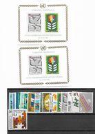 Vereinte Nationen Xx Postfris - FDC
