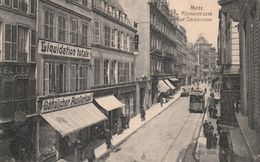Metz Rue Serpenoise - Metz