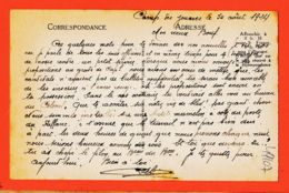 VARA067 Lisez Du Camp Des Zouaves 30 Aout 1924 TAZA Maroc Une Rue Du MELLAH à BOUF LEVY 16 - Altri