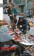 JAPAN - Wajima Morning Market(310-020), 04/87, Used - Peinture