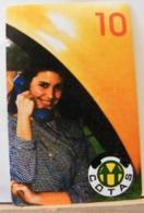 BOLIVIA,  COTAS LTDA DARUMA JUN/96, DONNA AL TELEFONO - Bolivie