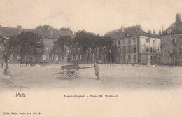 Metz Place St Thiebault - Metz