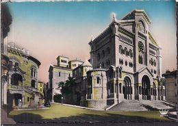Monaco - La Catthédrale - Non Circulee - Circa 1960 - Cygnus - Kathedrale Notre-Dame-Immaculée