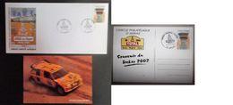 3 Souvenirs Rallye ARRAS PARIS DAKAR (prix Port Compris En Suivi). - Ohne Zuordnung