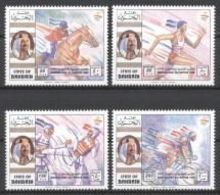 Olympische Spelen  1992 , Bahamas - Zegels Postfris - Summer 1992: Barcelona