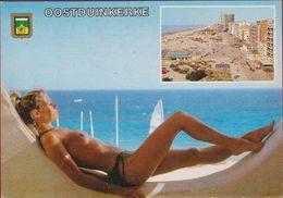 Oostduinkerke 1984 Sexy Vrouwelijk Schoon Nu Naakt Naked Nude Seins Nus Beautiful Girl Belle Fille Girl Erotisme - Erotik Bis 1960 (nur Erwachsene)