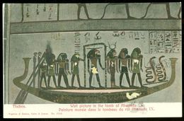 EGYPT * CPA * POSTCARD * TOMB OF RHAMES IX  (38) - Egypt