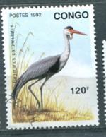Congo 1992 - YT 960 (o) - Oiseau - Afgestempeld