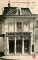 Beaune * Devanture Comptoir D'escompte De Mulhouse * 26 Place Carnot * Banque - Beaune