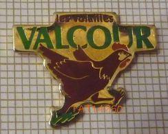 LES VOLAILLES VALCOUR POULET POULE COQ - Animals
