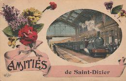 52 - SAINT DIZIER - Amitiés De Saint Dizier - Saint Dizier
