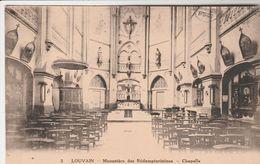 Leuven , Louvain ,  Monastère Des Rédemptoristines , Chapelle - Leuven