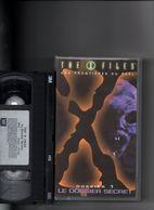 VHS X Files David Duchovny Gillian Anderson Aux Frontières Du Réel - Séries Et Programmes TV