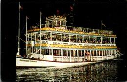 Florida Fort Lauderdale Captain Al Starts Southern Belle Showboat - Fort Lauderdale