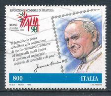 °°° ITALIA 1998 - ESPOSIZIONE MONDIALE DI FILATELIA ITALIA 98 °°° - 6. 1946-.. Repubblica