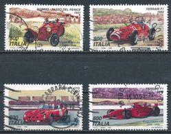 °°° ITALIA 1998 - GIORNATA DELLA FERRARI °°° - 6. 1946-.. Repubblica