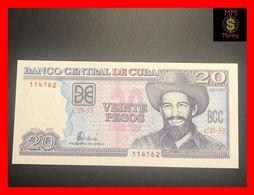 CUBA  20 Pesos  2002  P. 118  UNC - Kuba